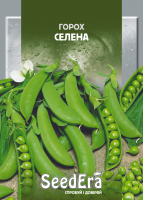 Насіння SeedEra Горох овочевий СЕЛЕНА 20г
