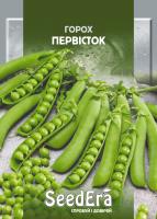 Насіння Seedera Горох овочевий Первісток 20г