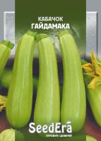 Насіння Кабачок Гайдамака Seedera 3 г
