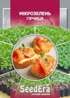Насіння SeedEra Мікрозелень ГІРЧИЦЯ 10г