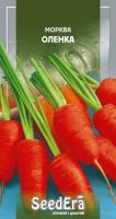 Насіння Морква столова ОЛЕНКА Seedera 20 г