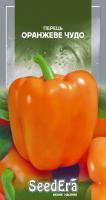 Насіння Перець солодкий Оранжеве чудо Seedera 0,2 г