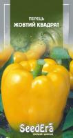 Насіння Перець солодкий Жовтий квадрат Seedera 0,2 г