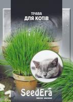 Насіння SeedEra Квіти ТРАВА ДЛЯ КОТІВ 30г