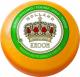Сир Гауда 48% брус Kroon Нідерланди ваг/кг.