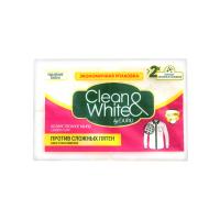 Мило господарське Clean&White для видалення плям 500г х6