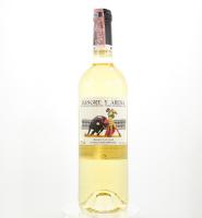 Вино Sangre y Arena Blanco Semidulce напівсол.біле 0,75л x3