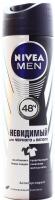 Дезодорант Nivea for men спрей антиперсирант Power 150мл х6