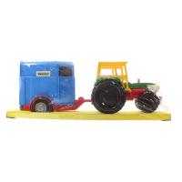 Іграшка Україна Трактор з причепом  Арт.39215 х6