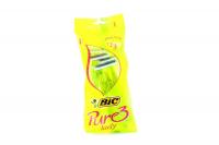 Станок для гоління BIC Pure Lady 3 4шт х6