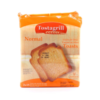 Тости Tostagrill пшеничні 225г х12