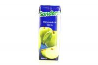 Сік Сандора яблучний 250мл х15
