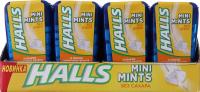 Цукерки Halls Mini Mints із смаком цитрусових 12,5г