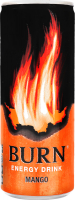 Напій енергетичний Burn Mango ж/б 250мл