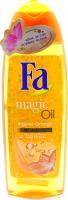 Гель для душу Fa Magic Oil Імбир-Апельсин, 250 мл