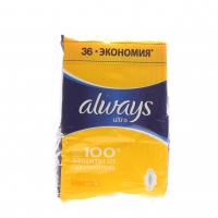 Прокладки Always Ultra Лайт з ароматом 36шт