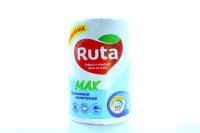 Рушники Ruta Max паперові 2-х шарові х6