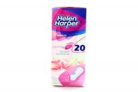 Щоденні гігієнічні прокладки Helen Harper Premium Soft & Dry Deo, 20 шт.