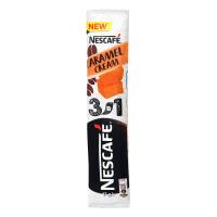 Напій кавовий Nescafe Caramel Cream 3в1 розчинний 13г х20