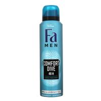 Дезодорант Fa Men Comfort Dive спрей 150мл