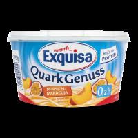 Десерт Exquisa сирний персик-маракуйя 0,2% 500г х6