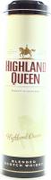 Віскі Highland Queen 40% 0,7л
