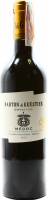 Вино Barton&Guestier Medoc червоне сухе 0,75л х2