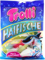 Цукерки Trolli Акула жувальні 200г х18