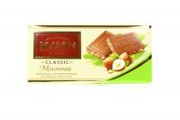 Шоколад Roshen молочний з подрібненими ліс.горіхами 90г х44