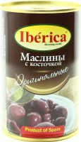 Маслини Iberica с/к ж/б 300г
