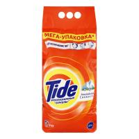 Порошок пральний Tide Automat Альпійська свіжість 9кг х4