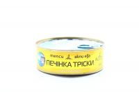 Печінка тріски Baltijas натуральна 235г х24
