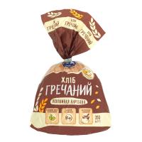 Хліб Кулиничі Гречаний половинка нарізана 350г