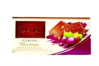 Шоколад Roshen молочний з подрібн. горіх./родзинками 90г х30
