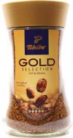 Кава Tchibo Gold Selection розчинна с/б 200г