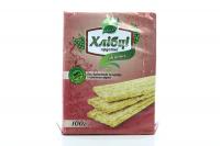 Хлібці Galleti Житні без дріжджів та цукру 100г х6