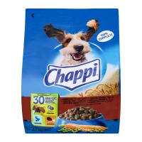 Корм Chappi яловичина/птиця/овочі 2,7кг х6
