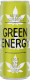 Напій енергетичний Green Energy б/а ж/б 250мл х12