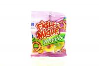 Цукерки Figle Migle Wheels Колечка 80г х12
