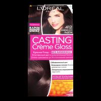 Фарба для волосся L`Oreal Casting Creme Gloss 412 х6