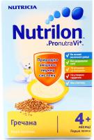 Каша Nutricia дитяча Nutrilon 6 гречана молочна 225г х7