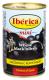 Маслини Iberica mini чорні з/к 300г