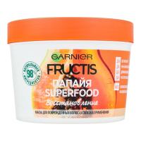 Маска Garnier Fructis Папайя Superfood Відновлення 390мл х6