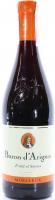Вино Baron D`Arignac червоне напівсолодке 0.75л х2