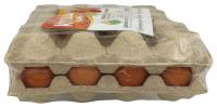 Яйця Діброва агро курячі Крутиші моцні СО 20шт