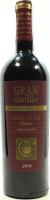 Вино Gran Castillo Shiraz 2014 червоне н/сухе 0,75л х3