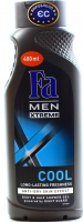 Гель для душу+шампунь Fa Men 2в1 Xtreme Cool, 400 мл