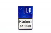 Сигарети LD Blue з мундштуком