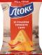 Чіпси Люкс зі смаком пряного сиру 133г