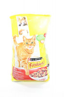 Корм Friskies Purina м`ясо,печінка,курка 1,5кг х6